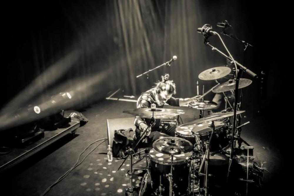 "Francesco Lucidi produce ""Grazed By Heaven"", tributo agli Uriah Heep"