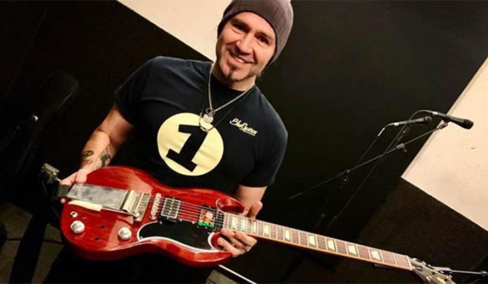 La masterclass rock di Phil X in video con Gibson