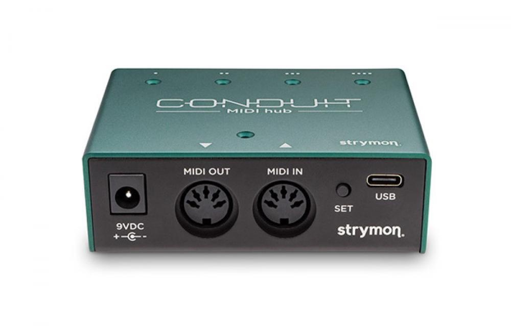 Strymon Conduit: controllo MIDI totale in scatola