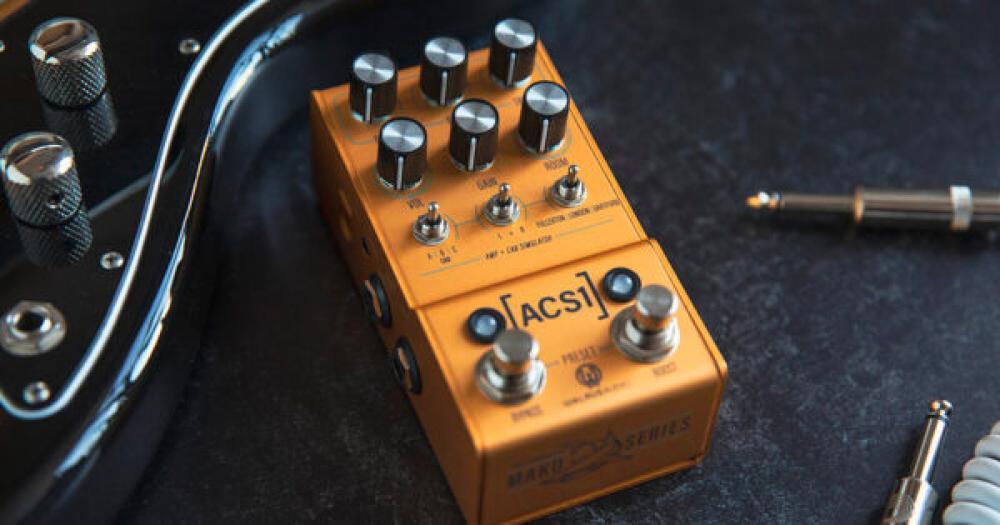 ACS1 è l'amp e cab sim programmabile di Walrus