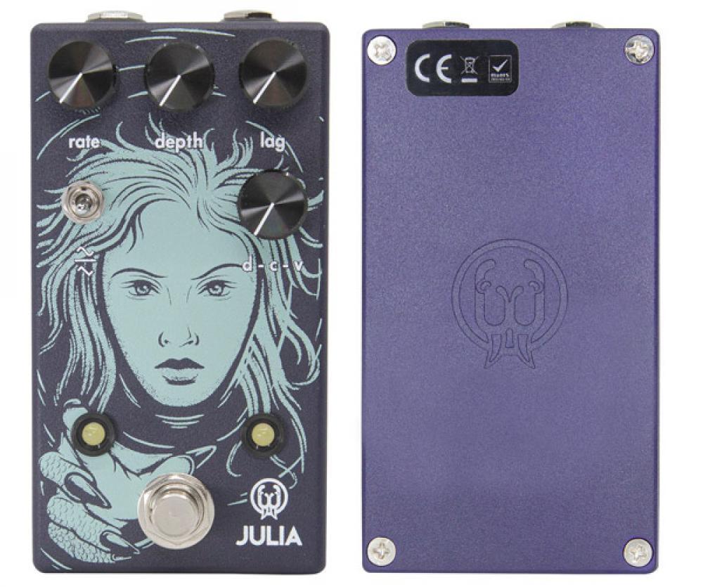 Julia V2: chorus-vibrato Walrus su un nuovo livello