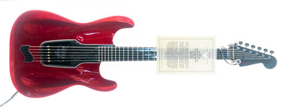 La Stratocaster da corsa che ha fatto impazzire il Namm 2020