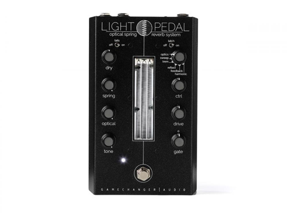 Light Pedal: Gamechanger fa il riverbero con la luce