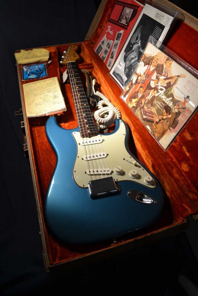 Come trovare la chitarra vintage dei tuoi sogni