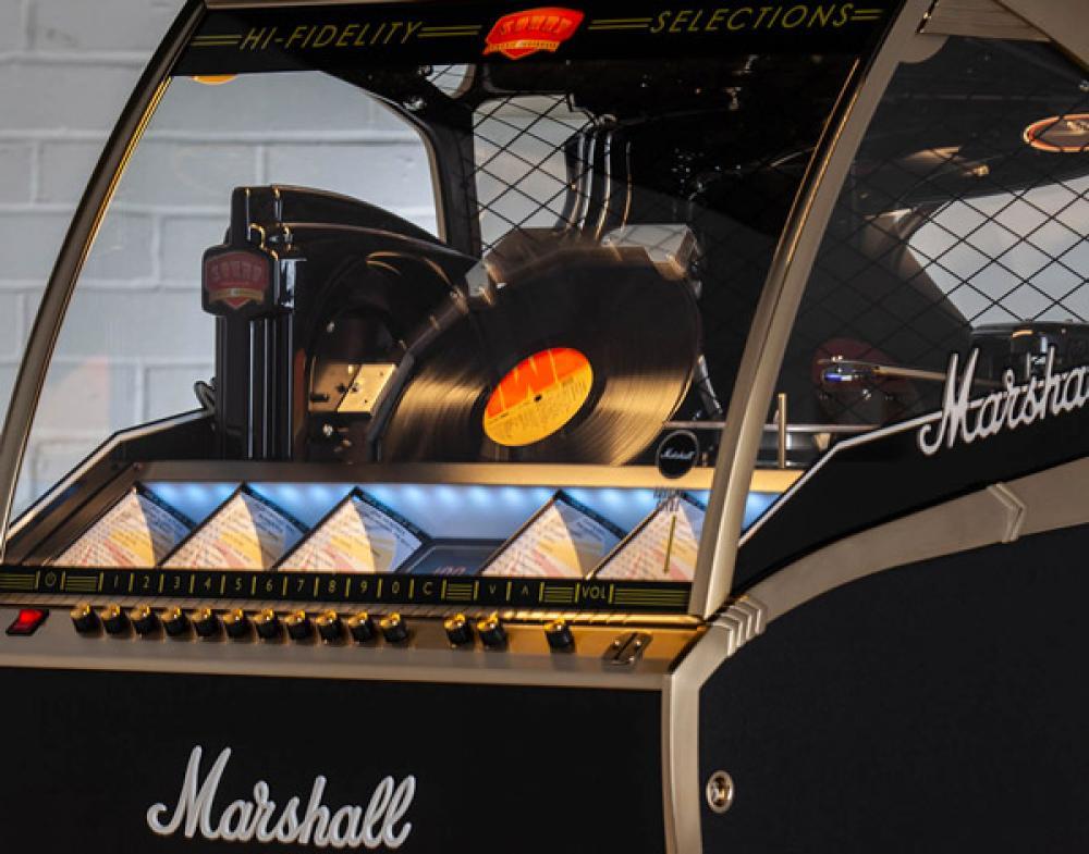 Marshall: ora anche jukebox