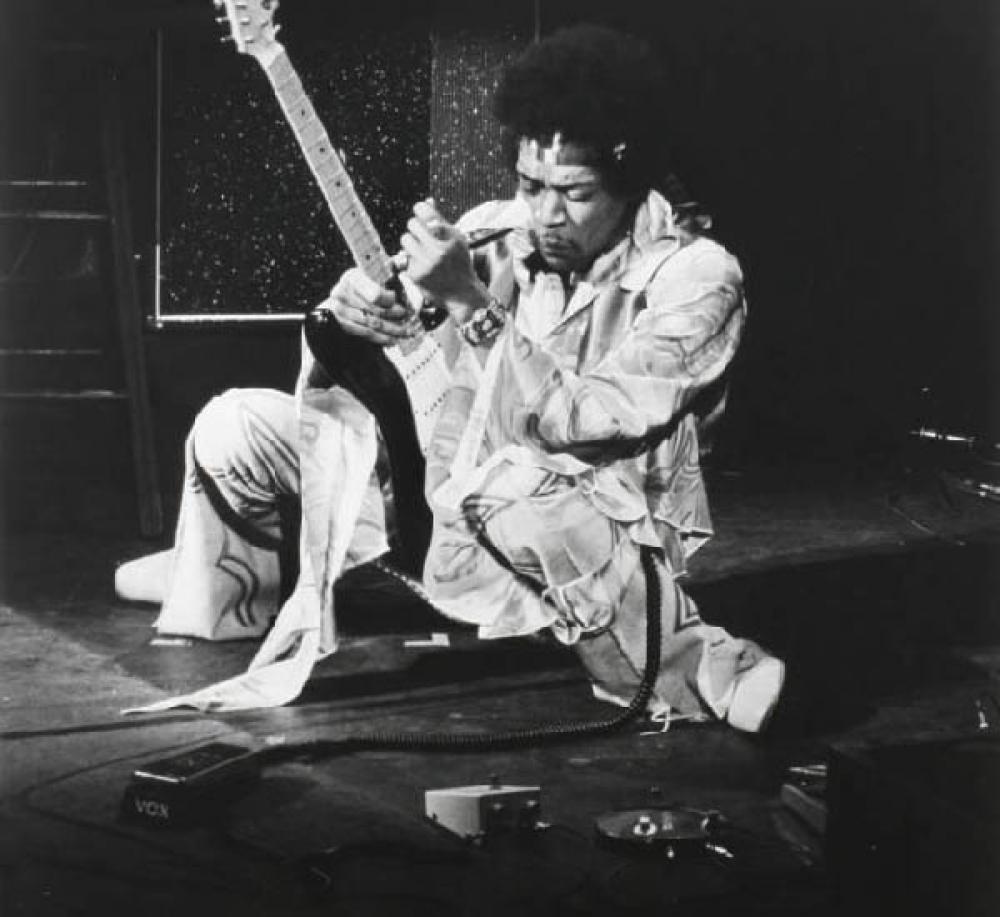 Fuzz-Guitar: la colonna sonora degli anni '60