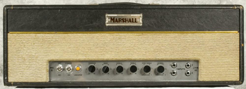 JTM 45 fatto a mano sullo stile del 1963