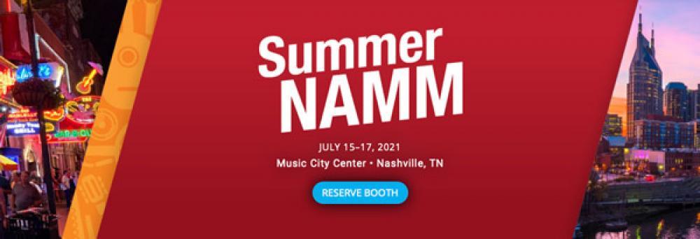 Il Summer NAMM 2021 si farà