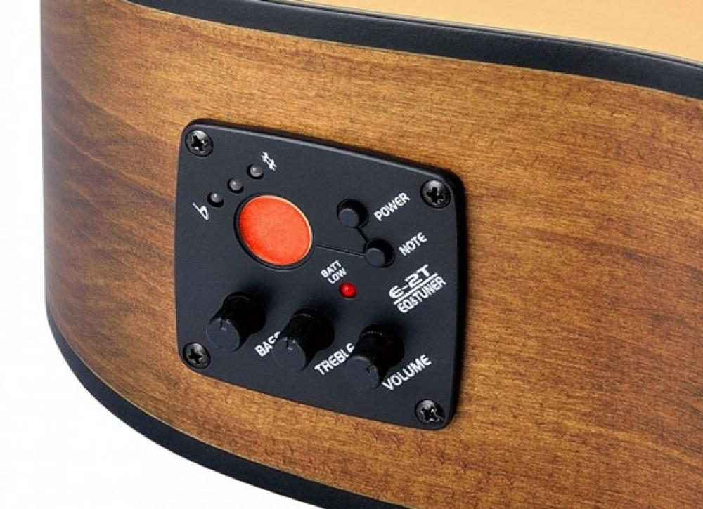 Soundsation: top massello e fondi spazzolati per le acustiche Engrave e Toledo