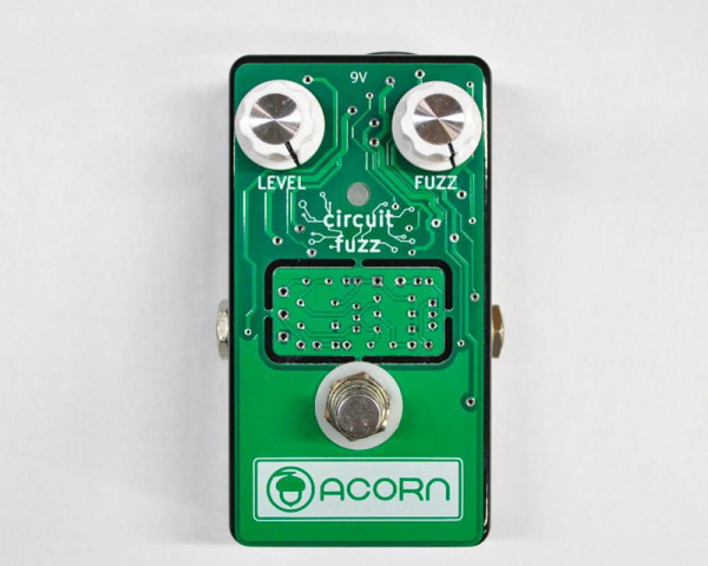 Circuit Fuzz: suona, costruisci, risuona
