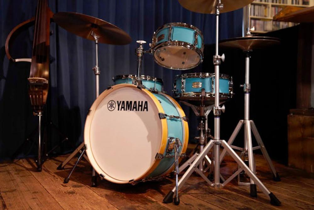 Yamaha: batterie tra portabilità e signature per il 2020