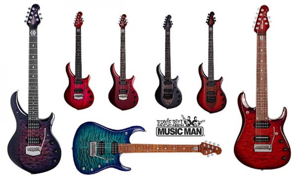 Un'ondata di Music Man per John Petrucci