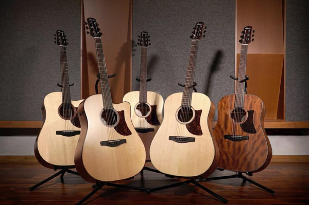 Advanced Acoustic: le Dreadnought reinventate secondo Ibanez
