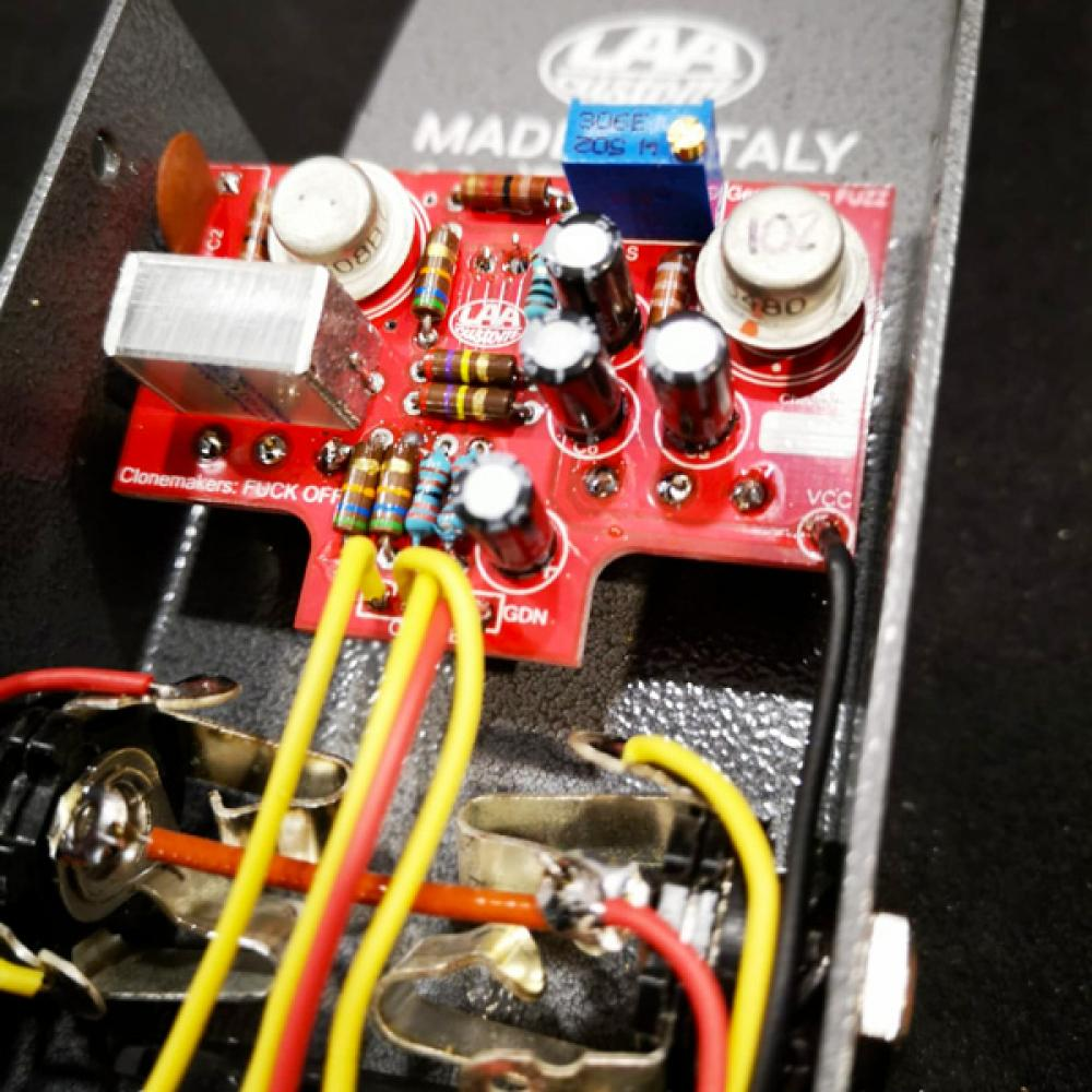 LAA Custom - Germanium Fuzz MKII