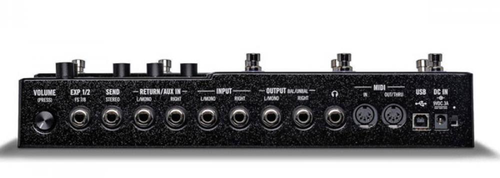 HX Stomp XL: Helix compatta