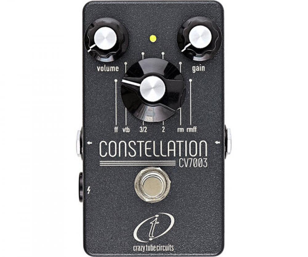 Constellation CV7003: le sei facce del fuzz al germanio