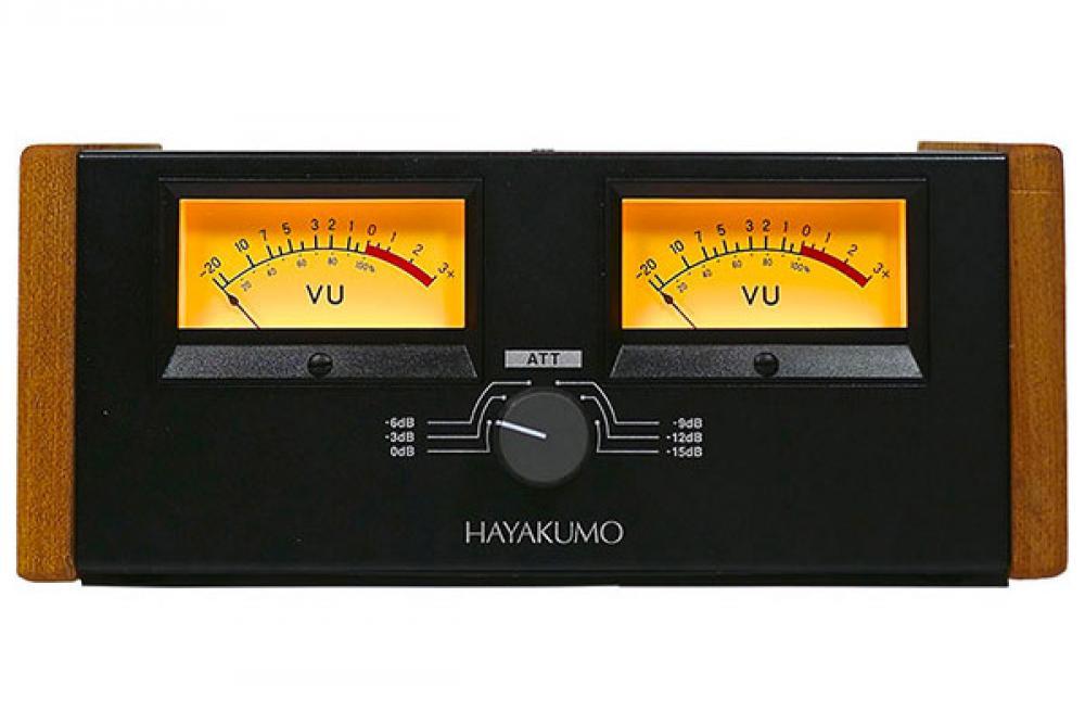 Foreno e Foreno Rack: i VuMeters di Hayakumo