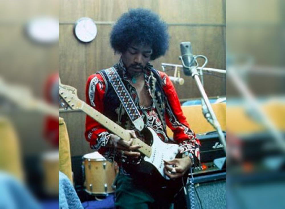 La Black Beauty Strat di Jimi Hendrix