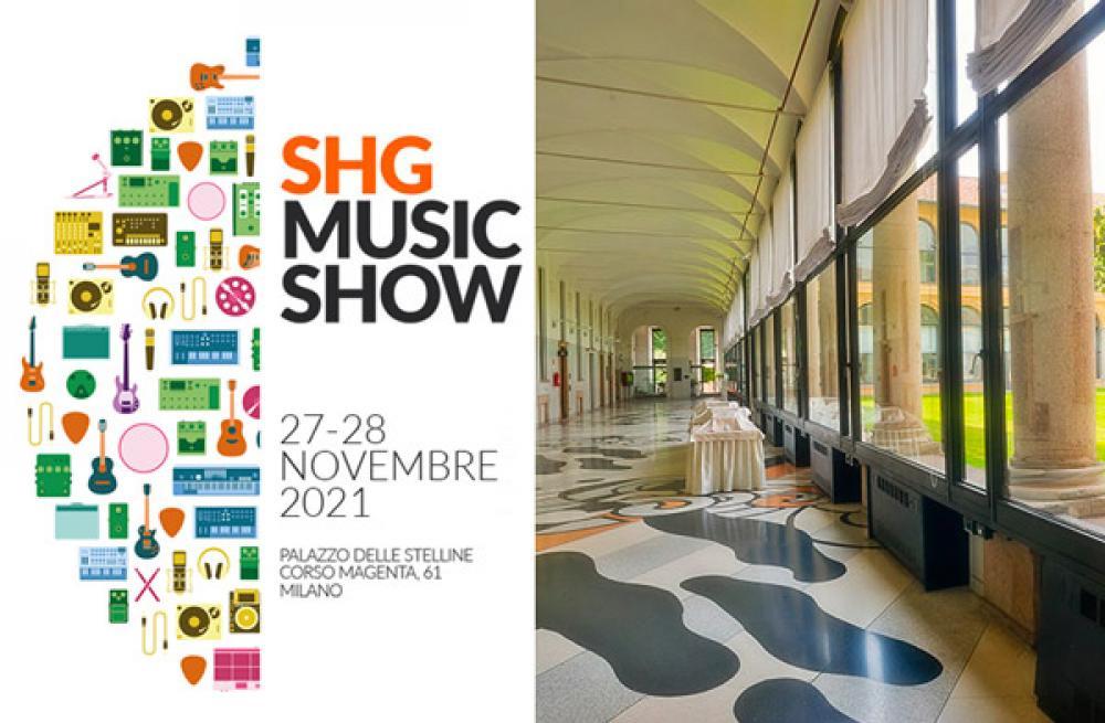 Ripartiamo insieme con SHG Musicshow 2021