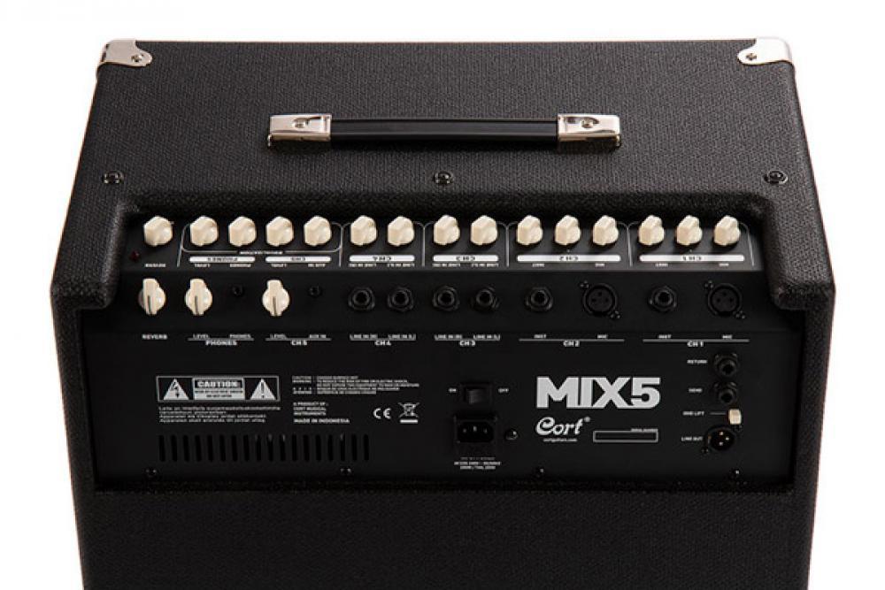 Cort MIX5: un combo per suonarle tutte