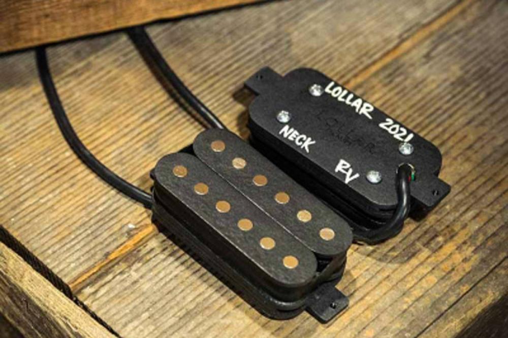 Lollar racchiude i due mondi della chitarra nei pickup Eldorado