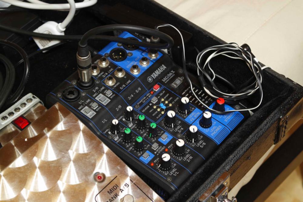Un setup portatile, senza compromessi