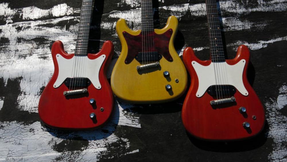 Gibson e Satellite Amps si contendono la Epiphone Coronet