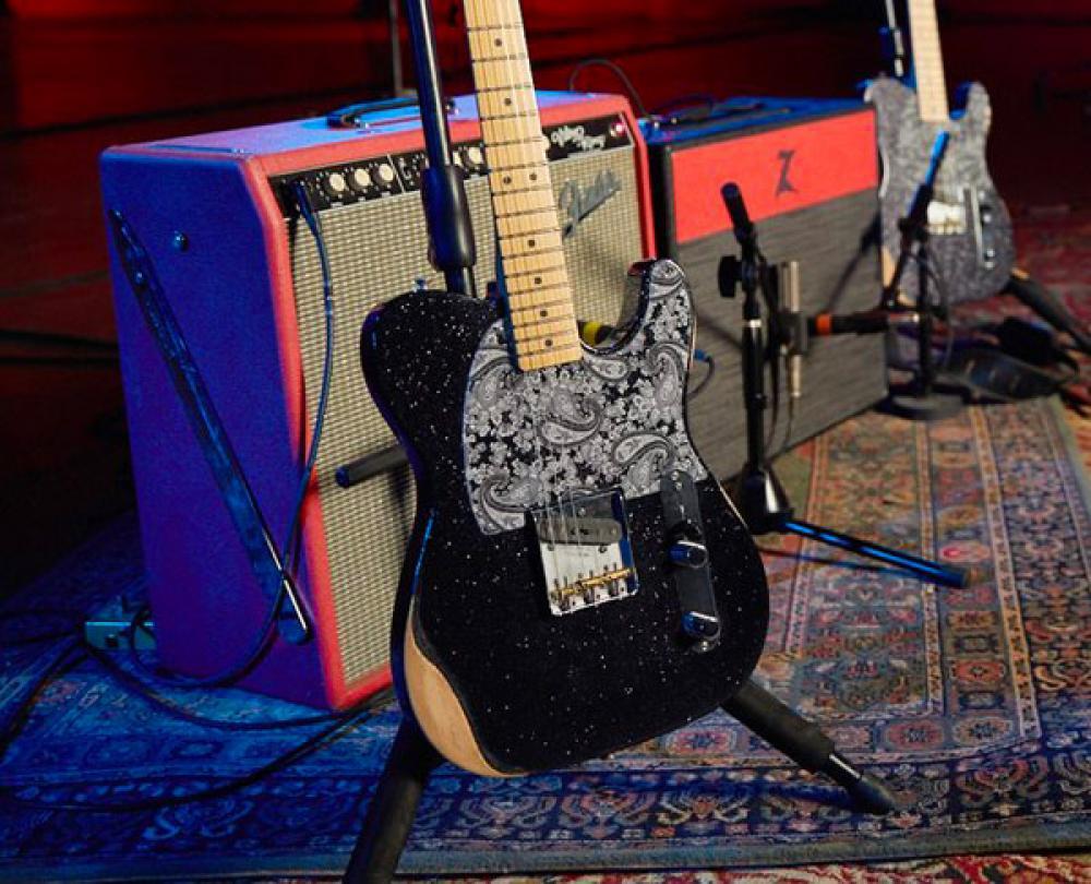 Brad Paisley Esquire: la Fender con... un segreto