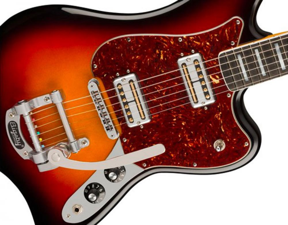 Maverick Dorado: seconda occasione per una rarità Fender