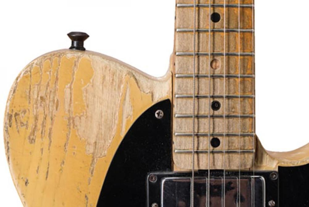 Micawber: la Telecaster del 1954 di Keith Richards