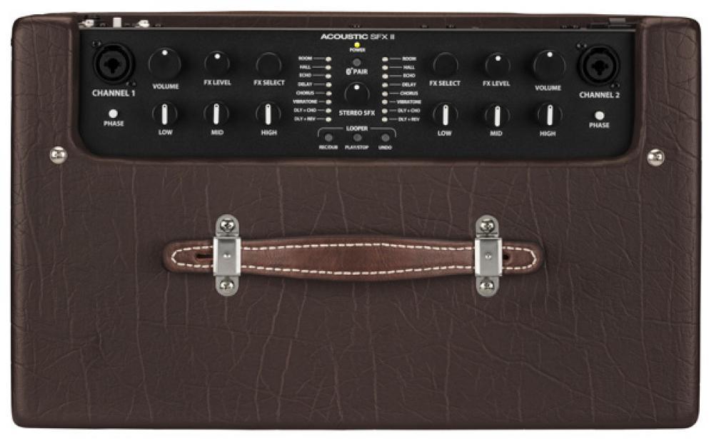 Fender amplia la Acoustic Series