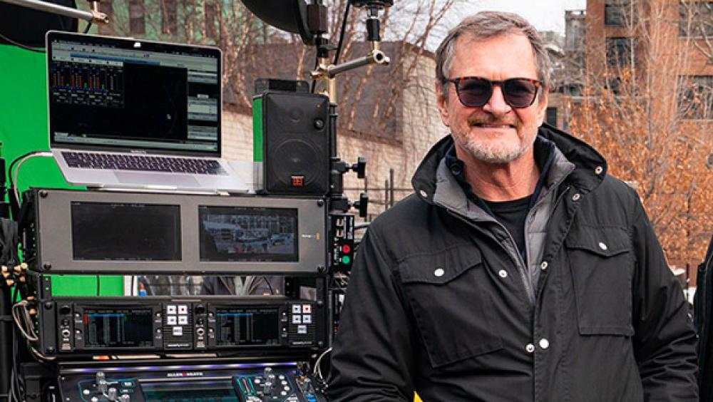 Production Sound Mixing con Tod Maitland
