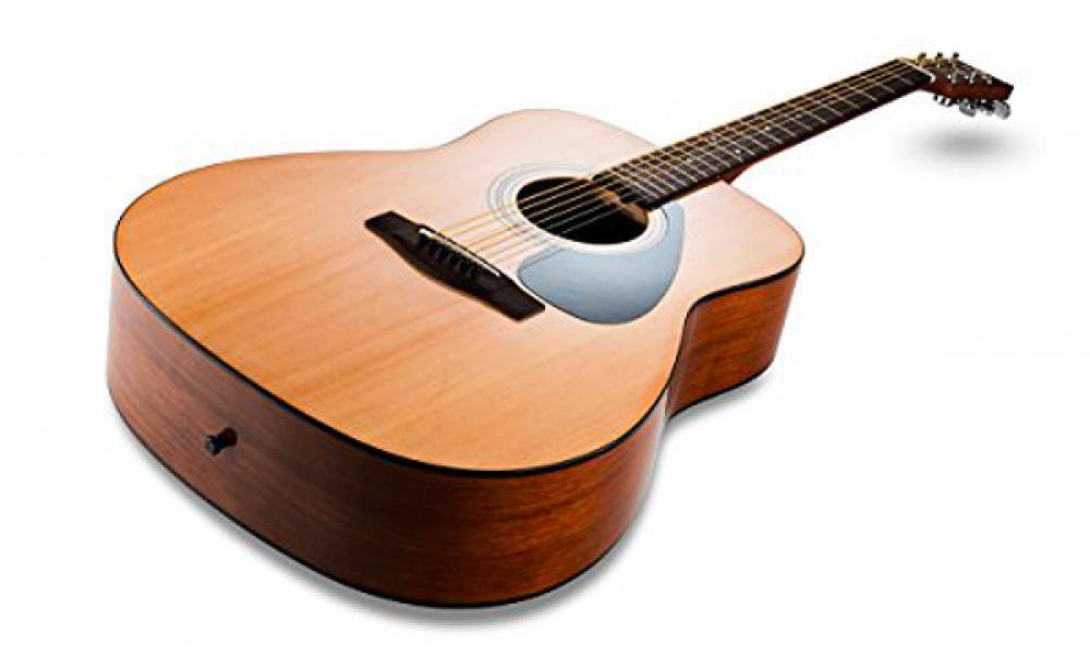 Come trasformare una chitarrina acustica