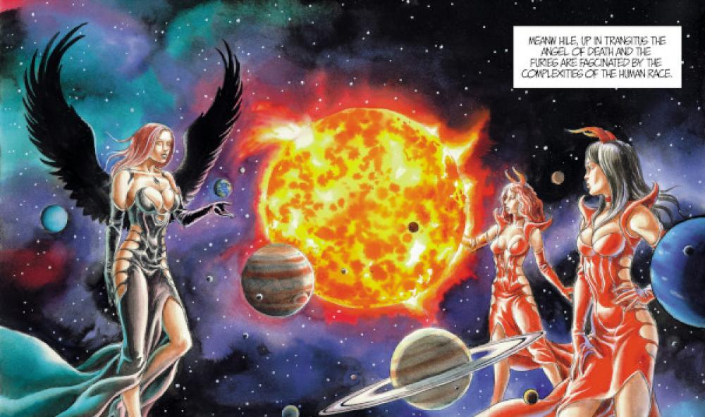 Ayreon: fantasmi, fantascienza, Doctor Who, Satriani e Marty Friedman