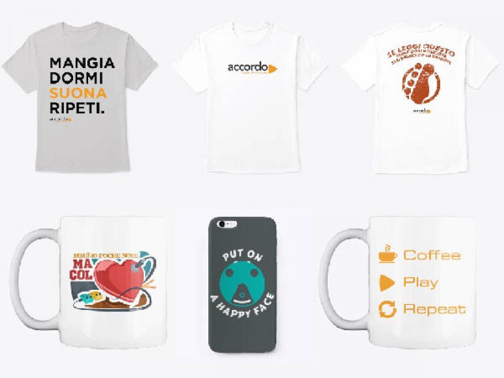 È online il Gadget Store di Accordo