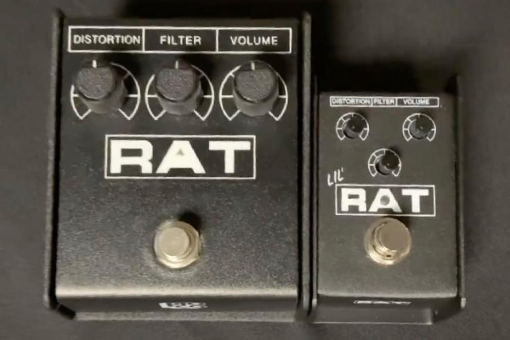 Il Rat è tornato, in miniatura