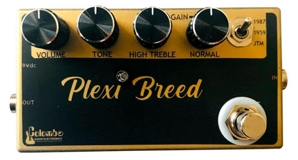 Plexi Breed: il suono di una testata storica a portata di pedale