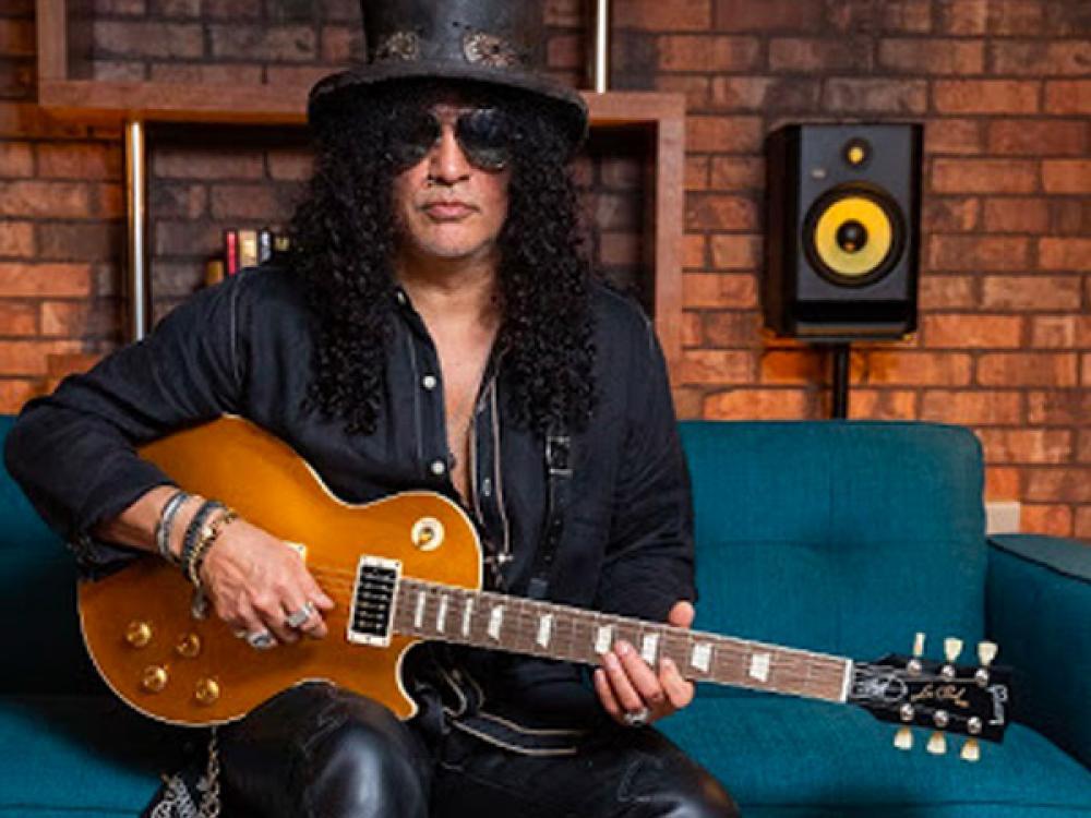 La Les Paul Victoria prende il nome da chi rubò le chitarre di Slash