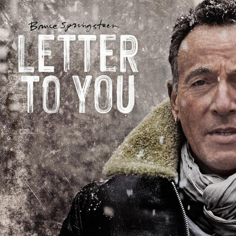 """Bruce Springsteen annuncia l'uscita del nuovo album anticipato dal singolo """"Letter To You"""""""