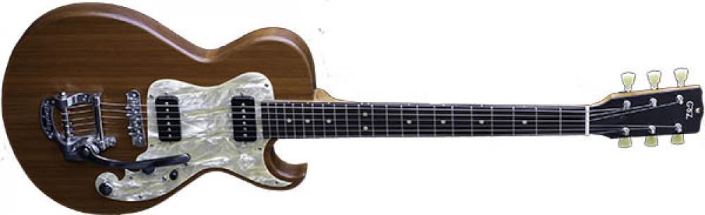 Da Grez la chitarra millenaria con legni di recupero