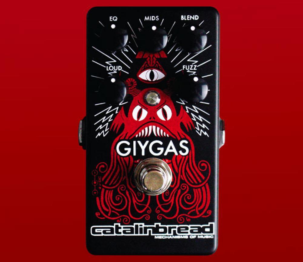 Giygas: il fuzz Catalinbread gioca al booster