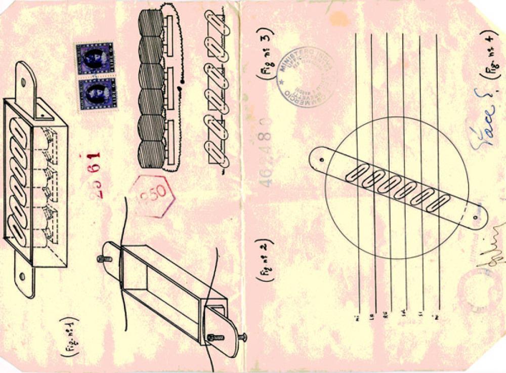 Esperimenti per elettrificare una chitarra (1920-1952)
