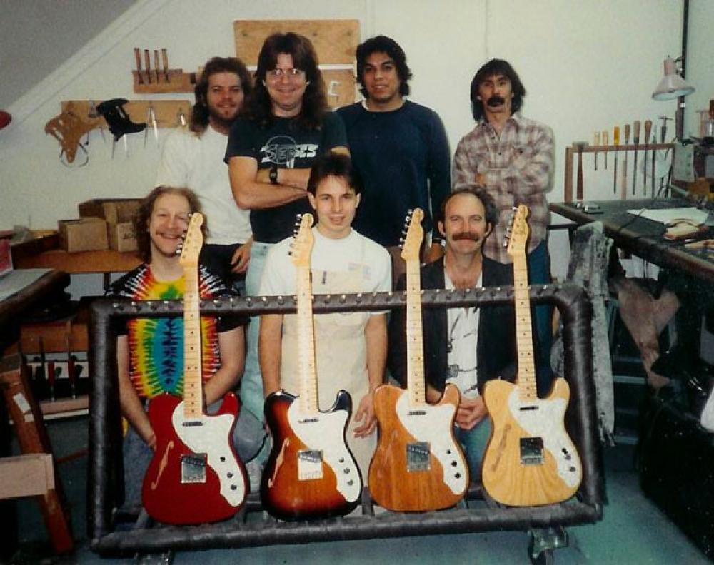 Fender Custom Shop: esperienza e tecnologia battono il pre-CBS?