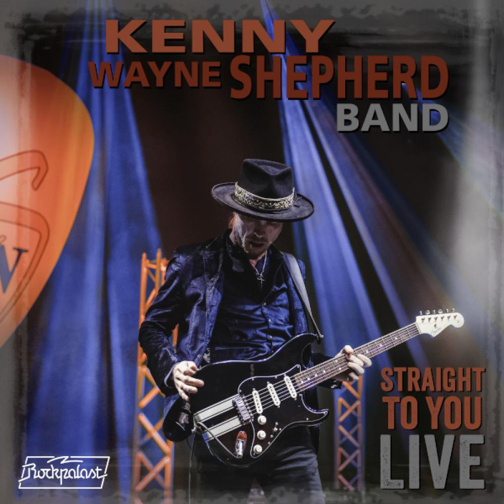"Kenny Wayne Shepherd, ""Straight To You: Live"""