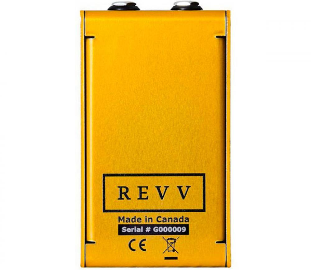 G2 Gold: overdrive REVV in edizione limitata