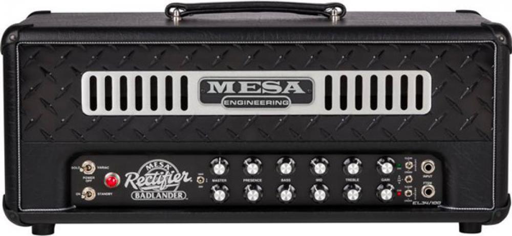 Badlander: Mesa Boogie reinventa il Rectifier