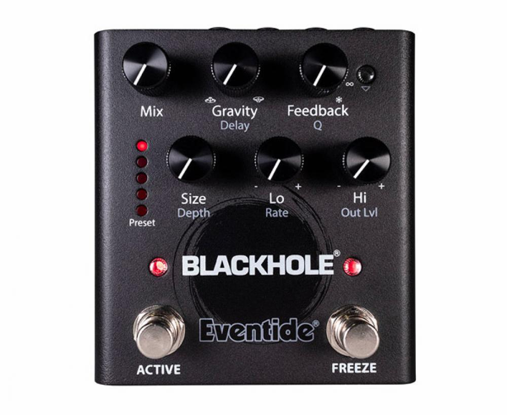 Blackhole è il riverbero sperimentale di Eventide