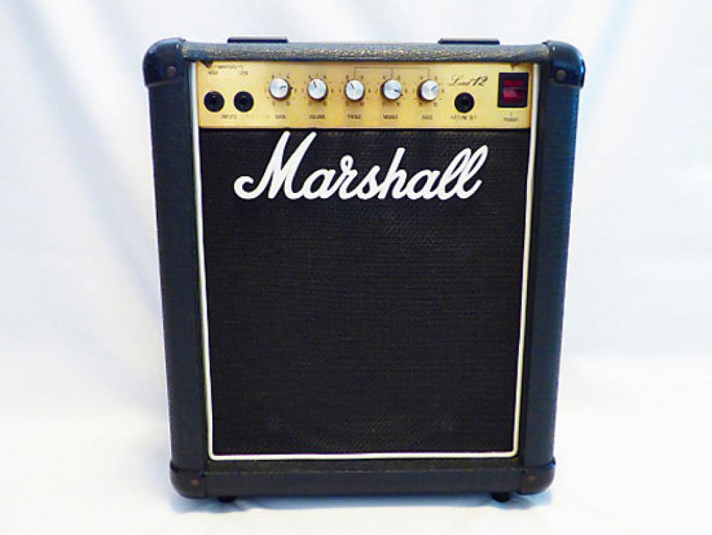 Il mitico (ed economico) Marshall Lead 12 a MOSFET