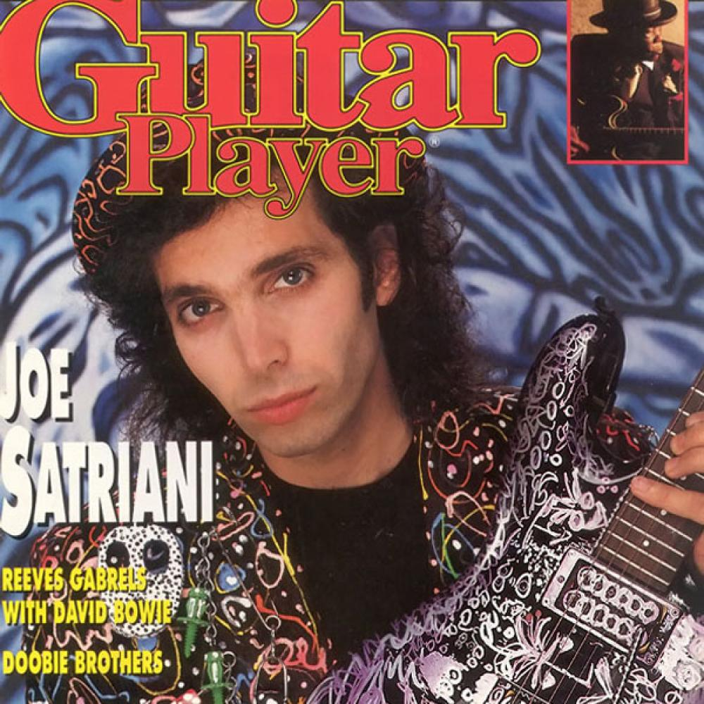 La Black Dog di Joe Satriani