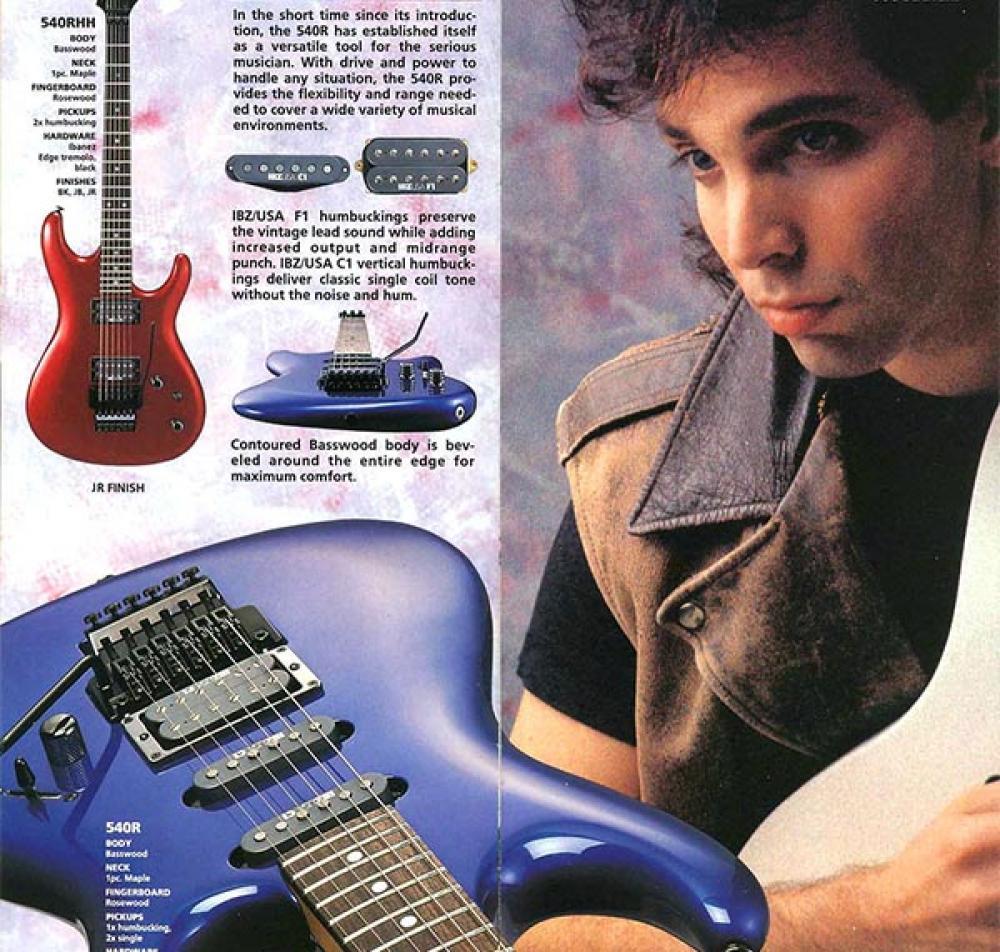 La Black Dog di Joe Satriani